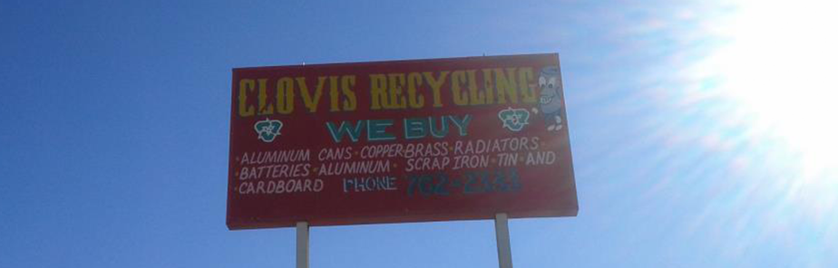 Recycling Clovis| Clovis Recycling  - Clovis, NM